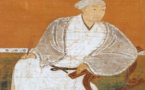黒田官兵衛の肖像画