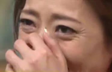西川史子が離婚で号泣