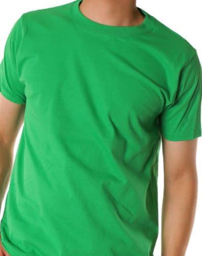 春服カラーTシャツ(緑)