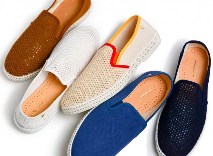 夏の靴はエスパドリーユがオススメ