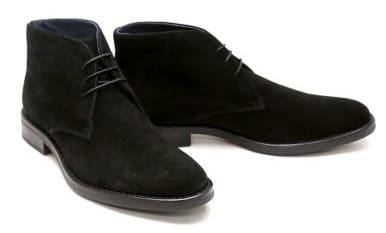 冬の靴はクインクラシコのチャッカブーツがオススメ